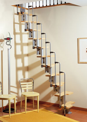 Loft and Attic Staircase Online | Space Saving Stairs