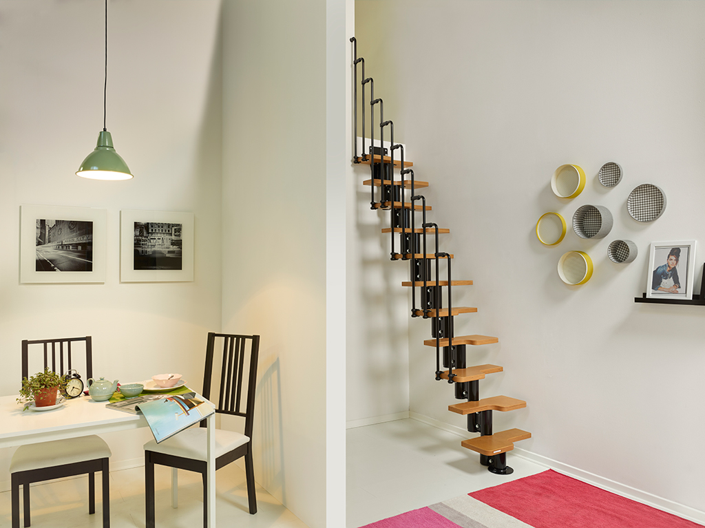 Lovely Home//Modular Staircases. Nice 2