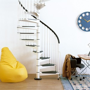 Karina Modular Staircase Kit Metal Steel And Wood