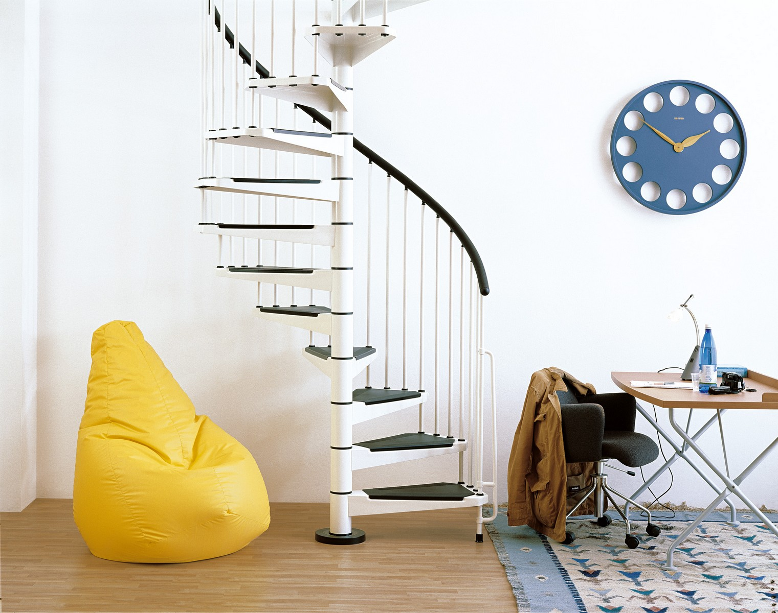 Custom Spiral DIY Staircase Kits | Exterior and Interior Stairs