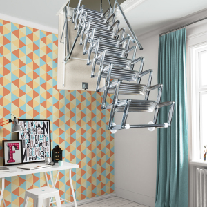 Electric Attic Stairs